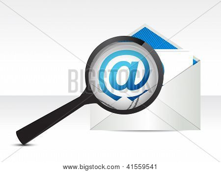 Searching Email