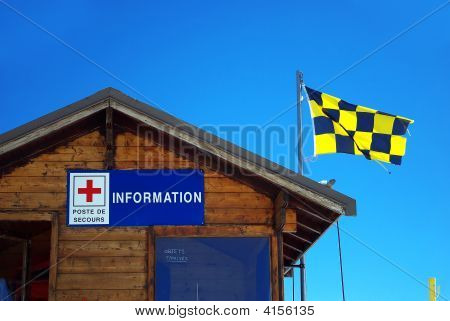 Information Log Cabin