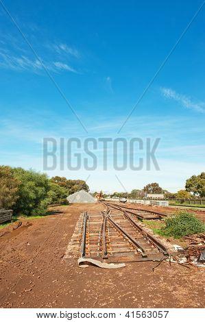 Railway Track Preparation For Modernization