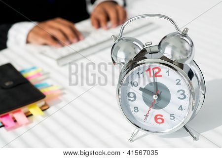 Business Clock