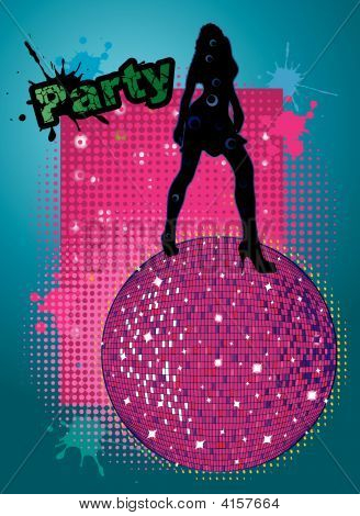 Party Cover Illustration