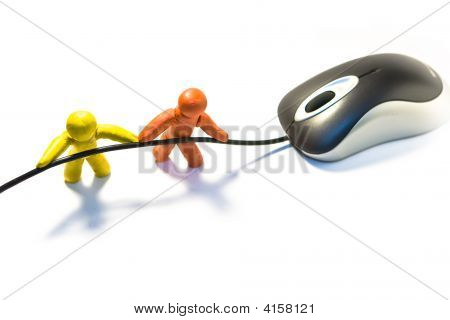 Mouse Towing