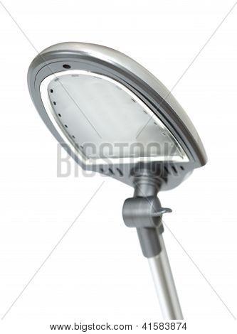 Grey Modern Lamp