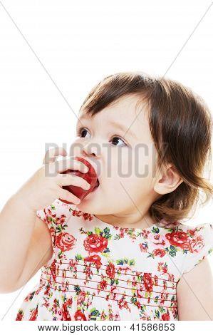 Eating Fresh Fruit