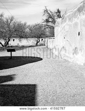 Tumacacori Mission Cemetery