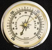 image of barometer  - Close - JPG