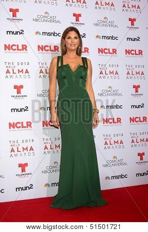 LOS ANGELES - SEP 27:  Daisy Fuentes at the 2013 ALMA Awards - Press Room at Pasadena Civic Auditorium on September 27, 2013 in Pasadena, CA