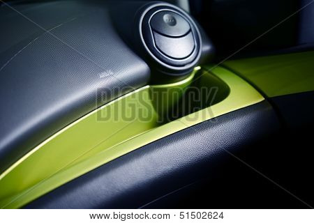 Car Airbag Enclosure