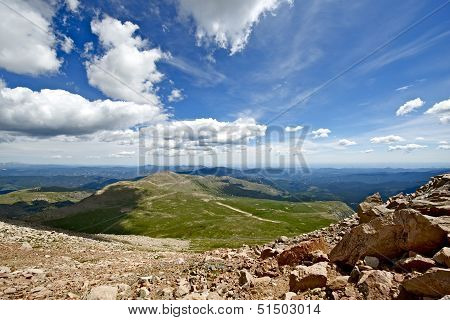 Colorado Summer Landscape