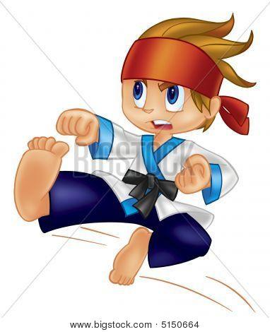 Kung-fu Artist