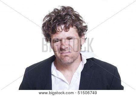 Mugshot Of Loser