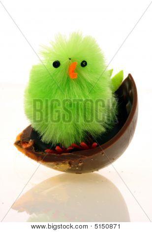 dekorativ Easter Hühner