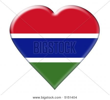 Icon Of Gambia