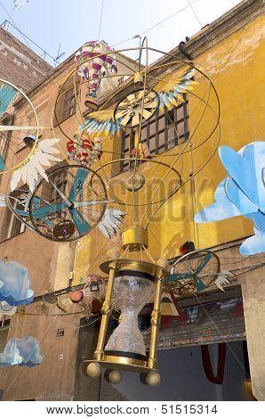 La Festa Major de Gracia - Barcelona