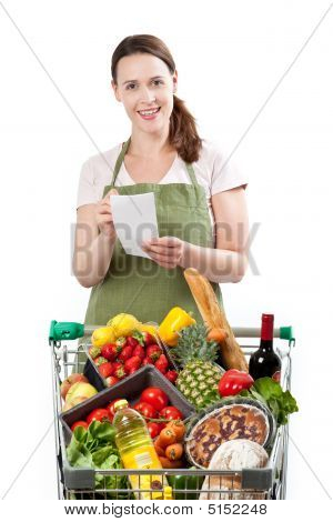 Freindly Grocery Store Assistant