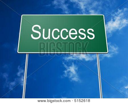 Road Sign Success
