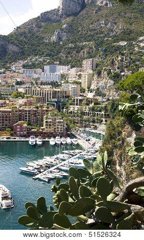 Monaco - Fontvieille harbour