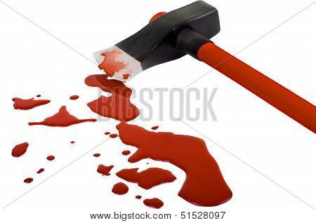 Axe And  Blood