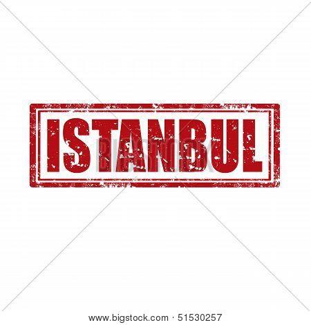 Istambul-stamp