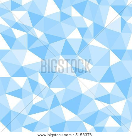 Seamlessly blue abstract background.