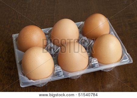 Six Heg Eggs