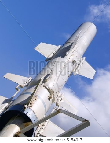 Missile At Pearl Harbor