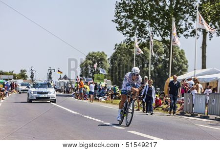 The Cyclist John Degenkolb