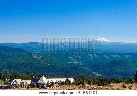 Mount Jefferson Landscape