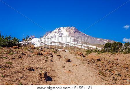 Mount Hood Peak