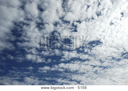 Scattered Clouds
