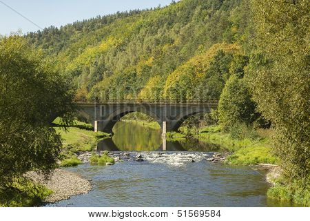 Rothenthaler Eisenbahnbrucke