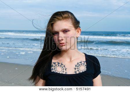 Beach Tattoo