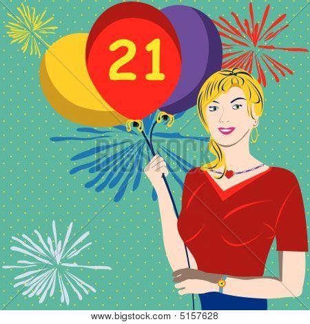 21.Sokak St Geburtstag