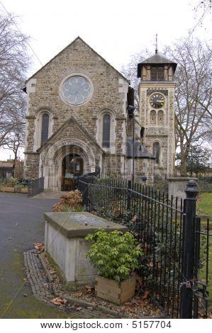 Saint Pancras Old Church
