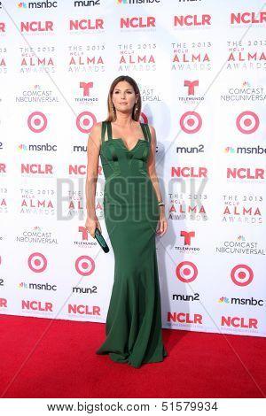 LOS ANGELES - SEP 27:  Daisy Fuentes at the 2013 ALMA Awards - Arrivals at Pasadena Civic Auditorium on September 27, 2013 in Pasadena, CA