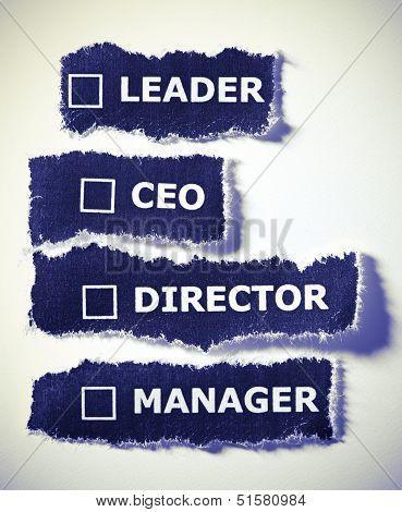 Top Business Careers Or Jobs