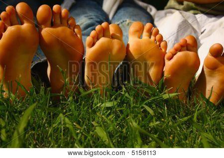 Growing Feet