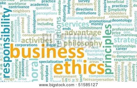 Business Ethics and Guidelines as a Concept
