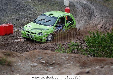RSAC Vauxhall Corsa