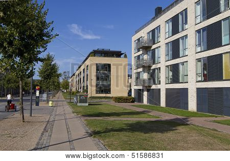New neighbourhood Holmen in Copenhagen