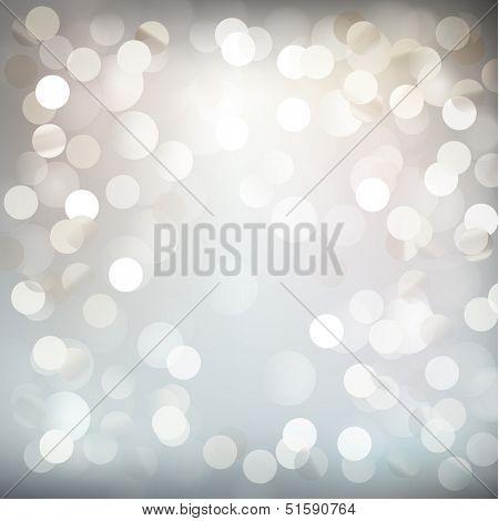 Defocused lights background - eps10
