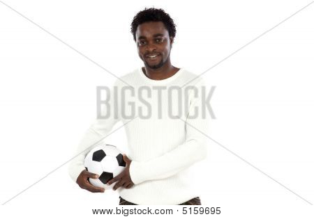 Attractive African Boy