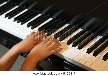 Piano a manos
