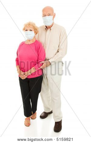 Epidemic - Senior Couple Full Body