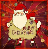 stock photo of stitches  - Christmas Greeting  - JPG