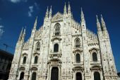 pic of domme  - Milan Cathedral  - JPG