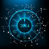 pic of cancer horoscope icon  - Horoscopes zodiac clock - JPG