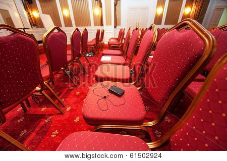 Luxury Hotel Conference Room