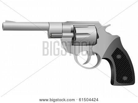 Realistic Revolver