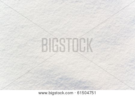 Snow texture for the background